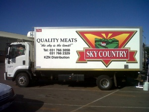 Sky_Country_Meat_Vehicle_Signage